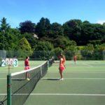 Ilfracombe Tennis Club on Visit Ilfracombe