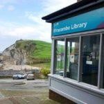 Ilfracombe Library on Visit Ilfracombe