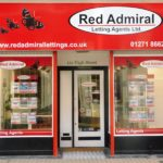 Red Admiral Letting Agents on Visit Ilfracombe