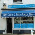 Adeles Café on Visit Ilfracombe