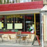 Pandora Café on Visit Ilfracombe