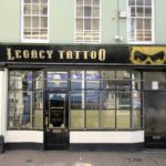 Legacy Tattoo on Visit Ilfracombe