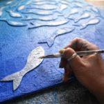 Sarah Cox - Artist on Visit Ilfracombe