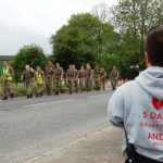 Forces March on Visit Ilfracombe