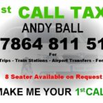 1st Call Taxi on Visit Ilfracombe