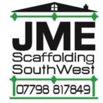 JME Scaffolders on Visit Ilfracombe